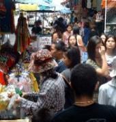プラトゥナーム市場
