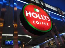 HOLLYS COFFEE (金浦空港店)