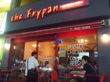 the Frypan