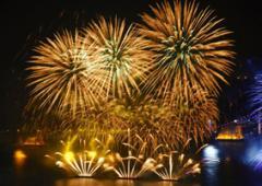 釜山世界花火祭り観覧ツアー