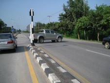 タイの交通事情