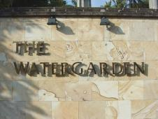 ウォーター・ガーデン