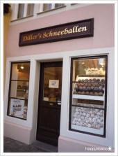 Diller's Schneeballen