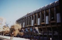 サンティアゴ・ベルナベウ・スタジアム