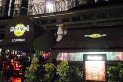 ハードロックカフェ・ロンドン