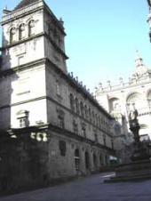 サンティアゴ・デ・コンポステーラ