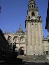 サンティアゴ・デ・コンポステーラ・カテドラル