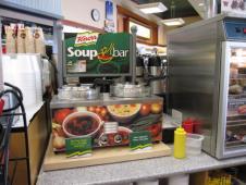 ABC STORE のスープ