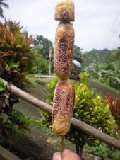 バナナキュー