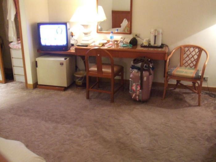 お部屋は適度な広さがあって、清潔で気持ちが良く過ごせます。