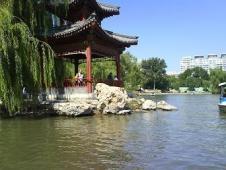 紫竹院公園