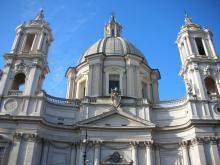 サンタニェーゼ・イン・アゴーネ教会