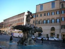 バルベリーニ広場