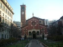 サンタ・マリア・プレッソ・サン・サティロ教会
