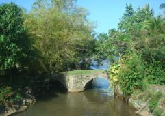 スペイン古橋