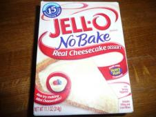 JELL-O リアルチーズケーキ