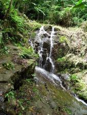 トンサイの滝