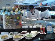 お洒落なシーフードレストラン、TODAI