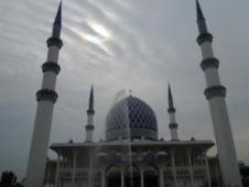 スルタン・サラフディン・アブドゥル・アジズ・シャー・モスク