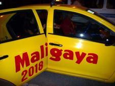 ダバオのタクシー