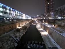 清渓川 チョンゲチョン