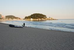 松島ビーチ