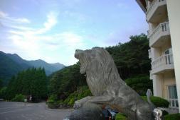 智異山ハンファリゾートホテル