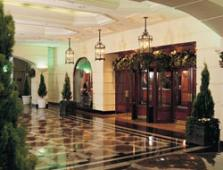 Lobby & gate