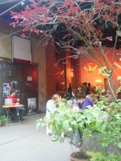 ベルリンの小劇場