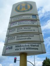 ベルリンのバス事情