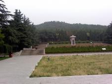 秦の始皇帝陵