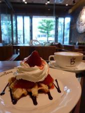 caffe bene(西面ミリオレ店)