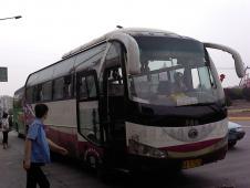 咸陽空港シャトルバス