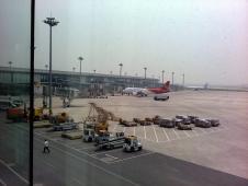 天津国際空港