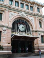ホーチミン・中央郵便局
