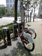 ソウル市公共自転車レンタルサービス