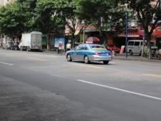 広州のタクシー