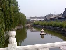 天津の運河
