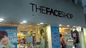 THE FACE SHOP(新村店)