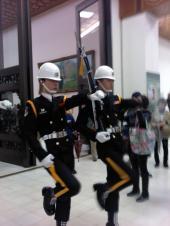 台湾の衛兵