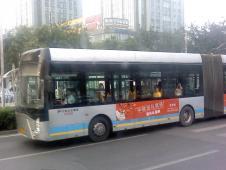 北京の路線バス