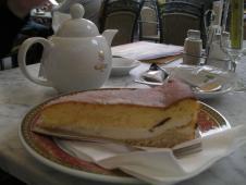 ドレスデンのチーズケーキ