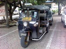 トゥクトゥク(3輪タクシー)