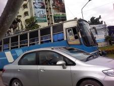 チェンマイの基幹バス