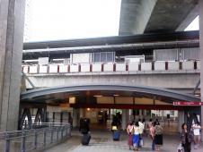 パヤタイ駅(エアポートリンク、BTS)