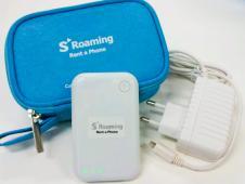 S roaming(Sローミング)ポケットWi-Fiレンタル