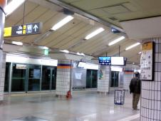 地下鉄鐘路3街駅