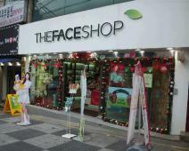 FACE SHOP 釜山大学店