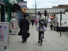 ロンドンのユダヤ人街