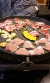 韓国料理 いなかや